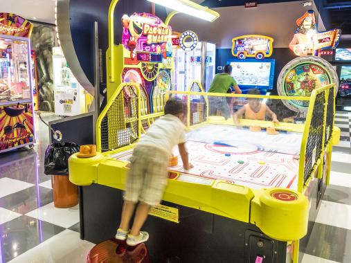 sala giochi bambini perugia