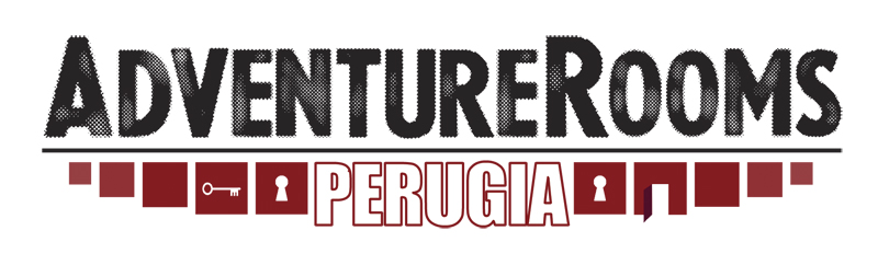 adventure rooms perugia logo