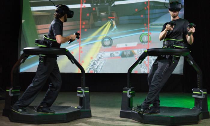 realta virtuale doppio sfida