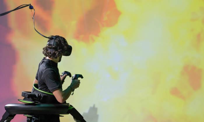 realta virtuale perugia